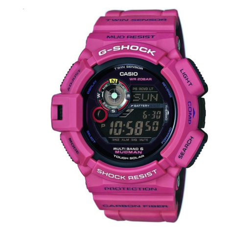 Casio G-Shock GW 9300SR-4AER tmavě růžové