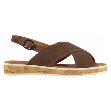 Women's sandals Kangol Fay Leather