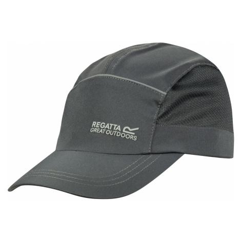 Kšiltovka Regatta Extended Cap Barva: šedá