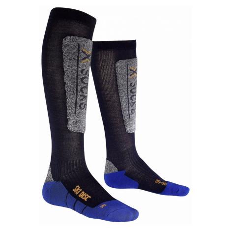 Ponožky X-Socks SKI DISCOVERY JR multicolor|modrá|tmavomodrá