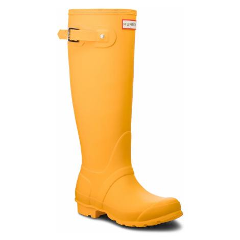 Holínky HUNTER - Org Tall WFT1000RMA Yellow