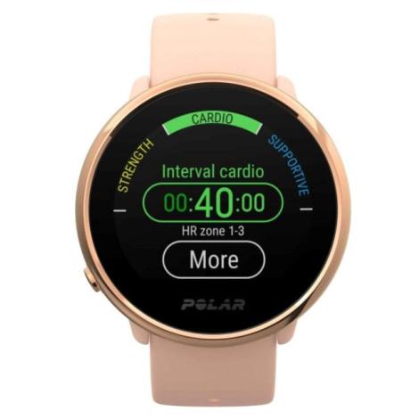 POLAR IGNITE růžová - Multisportovní hodinky s GPS a záznamem tepové frekvence
