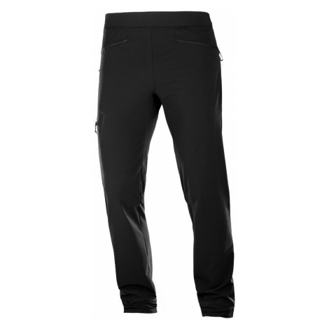 Salomon Wayfarer As Tapered Pant Black Černá 56/R