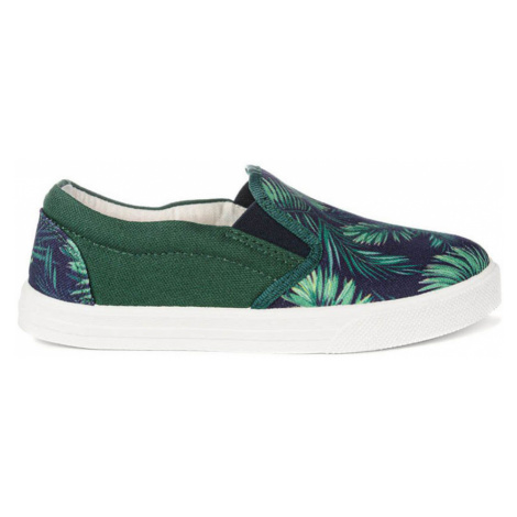 Slip-On BOSTON Tropical Teen Oldcom
