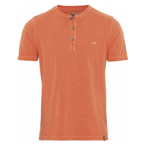 Tričko Camel Active H-T-Shirt 1/2 Arm - Oranžová