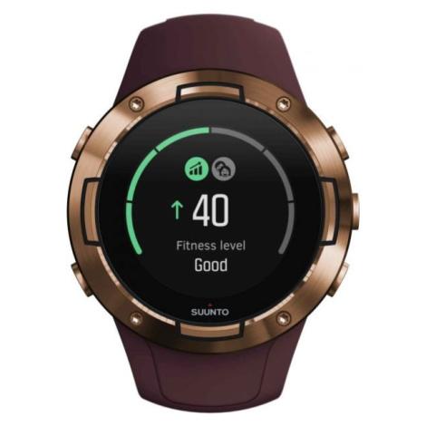 Suunto 5 červená - Multisportovní GPS hodinky