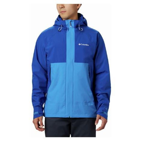 Bunda Columbia Evolution Valley™ Jacket M - modrá