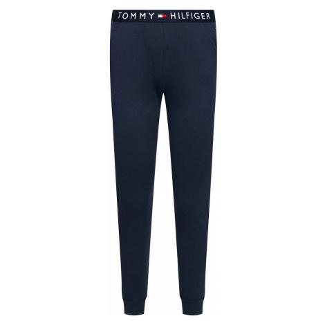 Tommy Hilfiger Tommy Hilfiger dámské tmavě modré pyžamové tepláky CUFFED PANT
