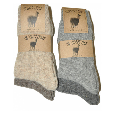 Ponožky Ulpio Alpaka-Wolle 31606 A'2