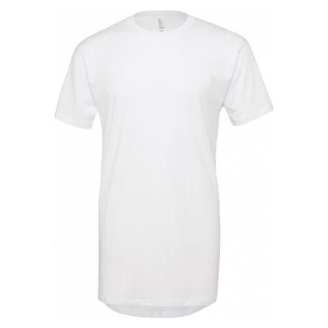 Tričko pánské BC Prodloužené - Bílé
