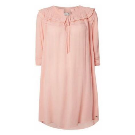 O'Neill LW BOHO BEACH COVER UP růžová - Dámské šaty