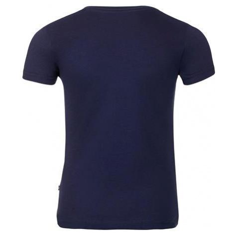 Dětské triko Alpine Pro DAYO - tmavě modrá