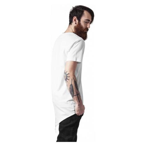 Long Tail Tee - white/white