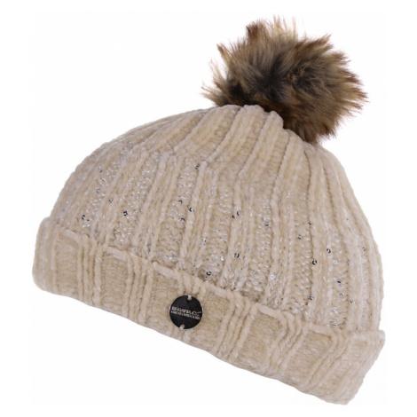 Zimní čepice Regatta Lorelai Hat Obvod hlavy: univerzální cm / Barva: béžová