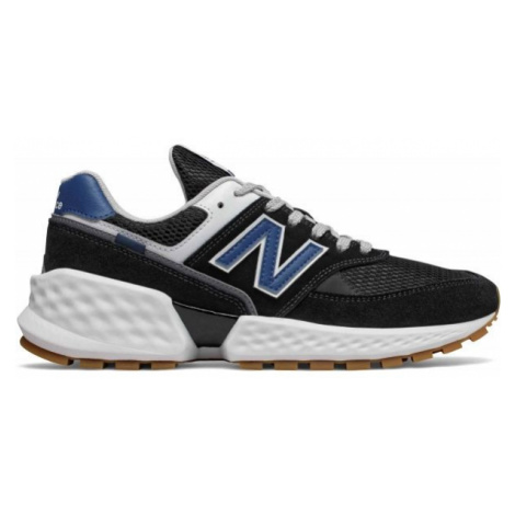 New Balance MS574ASR černá - Pánská volnočasová obuv