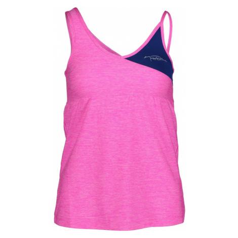 Tílko NordBlanc NBSLF5599 Trig violet pink
