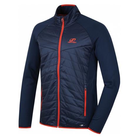 HANNAH MAXTON Pánská sportovní zimní bunda 10000072HHX01 Midnight navy