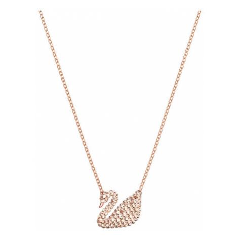 Swarovski Labutí náhrdelník Iconic Swan