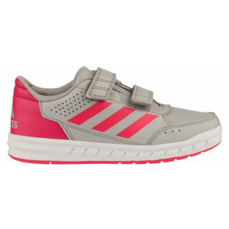 adidas ALTASPORT CF K bílá - Sportovní dětská obuv