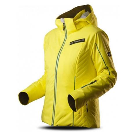 TRIMM SAWA žlutá - Dámská lyžařská bunda
