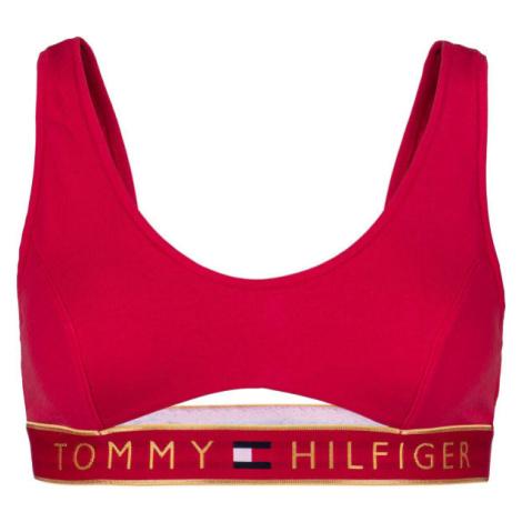 Tommy Hilfiger CUT OUT BRALETTE - Dámská podprsenka