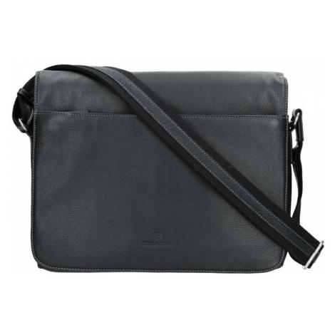 Pánská taška přes rameno Hexagona 462699 - černá