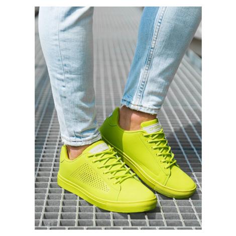 Ombre Clothing Men's ankle shoes T383
