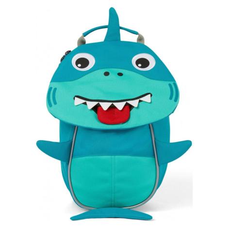 Dětský batoh Affenzahn Shark Hai small Barva: modrá