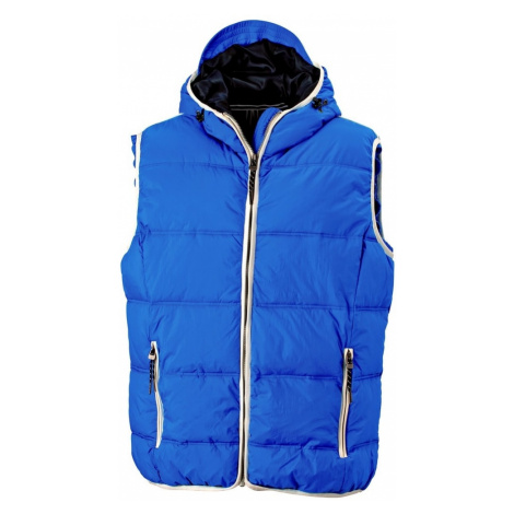 James & Nicholson Pánská vesta s kapucí JN1076