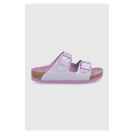 Birkenstock - Dětské pantofle Arizona