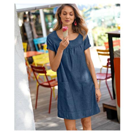 Blancheporte Džínové šaty denim