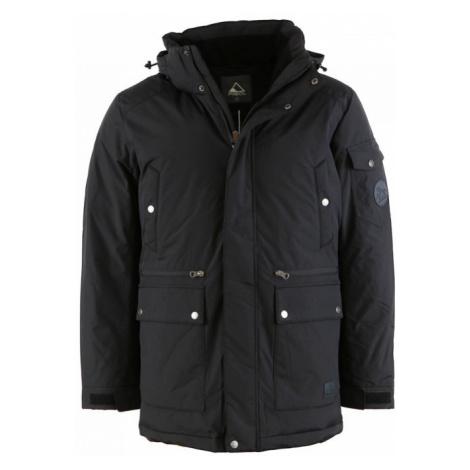 PIROL péřová bunda pánská Gentleman Straight Zipper FWM17008 zimní