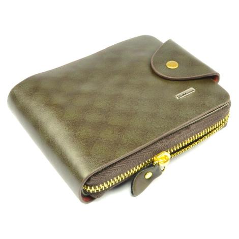 Pánská kožená peněženka zapínací Cavaldi