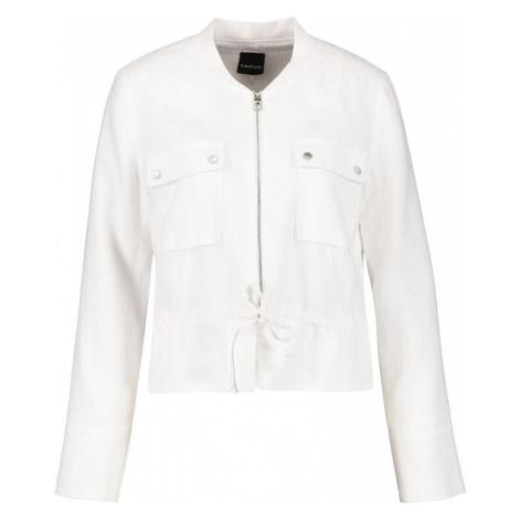 TAIFUN Přechodná bunda bílá