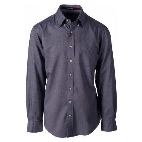 Gant pánská košile modrá