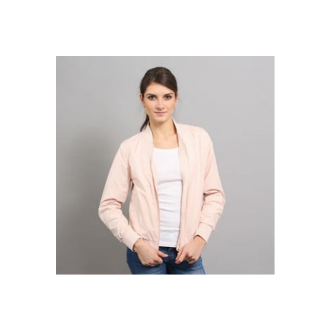 Urban Classics Ladies Light Bomber Jacket růžová