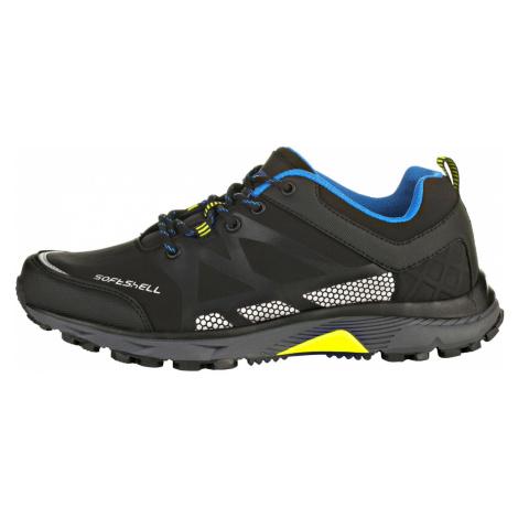 ALPINE PRO ISSAIE Uni outdoorová obuv UBTR204990 černá