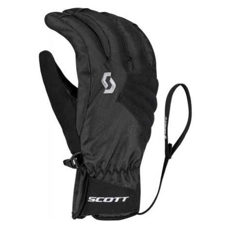 Scott ULTIMATE HYBRYD GLOVE černá - Pánské lyžařské rukavice