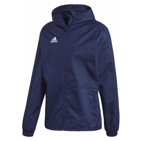 Bunda adidas CON18 Rain JKT Tmavě modrá