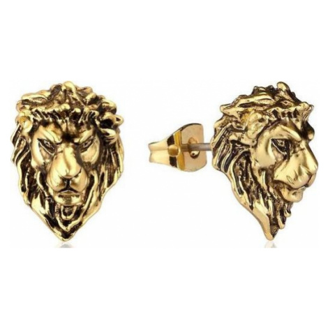 The Lion King Disney by Couture Kingdom - Adult Simba sada náušnic zlatá