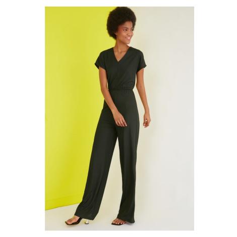 Trendyol Khaki Knitted Overalls