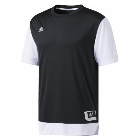 Pánské tričko adidas Performance Crzy Expl Shoot Černá / Bílá