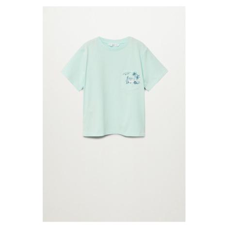 Mango Kids - Dětské tričko POCKET
