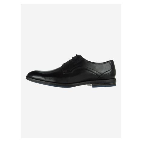 Prangley Walk Společenská obuv Clarks Černá
