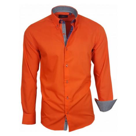 BINDER DE LUXE košile pánská 82309 dlouhý rukáv