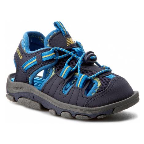 Sandály NEW BALANCE - K2029NBL Tmavomodrá
