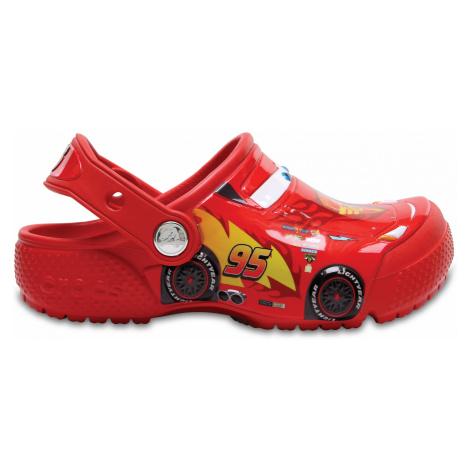 Crocs Crocs FunLab Cars Clog K - Flame C7