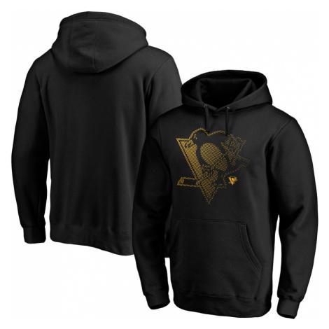 Pánská mikina s kapucí Fanatics Fade 1 NHL Pittsburgh Penguins,