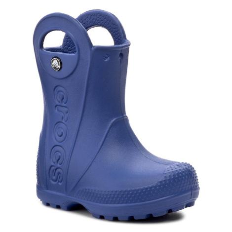 Holínky CROCS - Handle It Rain Boot Kids 12803 Cerulean Blue