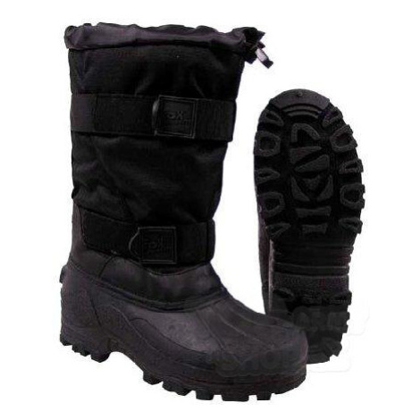 Termo boty zimní Fox – °C FOX OUTDOOR® - černé